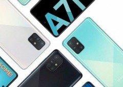 Samsung Galaxy A71 está com mais de 100€ de desconto. Aproveita!