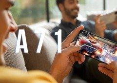 Samsung Galaxy A71: poupa 150 € neste smartphone Samsung