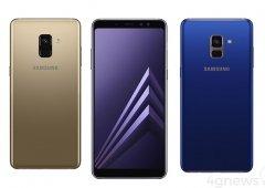 Samsung Galaxy A8 2018 já chegou à Europa por 499€