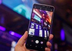Samsung Galaxy A8+ (2018) com atualizações trimestrais da Google