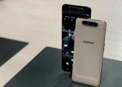 Samsung Galaxy A80 poderá ser o primeiro gama média com 5G