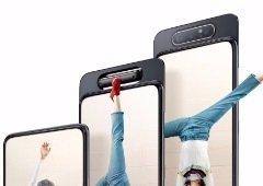 Samsung Galaxy A80 vai revolucionar as selfies com câmara rotativa