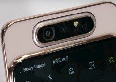 Samsung Galaxy A80. Vídeo revela segredos da câmara rotativa