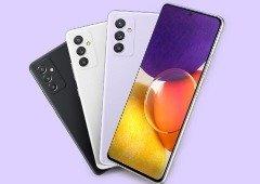 Samsung Galaxy A82 já foi apresentado na Coreia do Sul