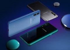 Samsung Galaxy A10, o primeiro Galaxy com leitor embutido no ecrã?