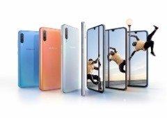 Samsung Galaxy A90 5G: design oficial revelado antes do lançamento