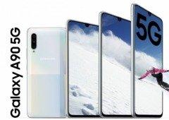 Samsung Galaxy A90 5G é oficial: gama média? Só se for de nome!