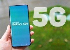 Samsung Galaxy A90 terá uma versão com 5G