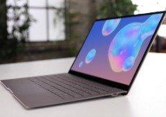 Samsung Galaxy Book S: conhece o novo portátil com processador Qualcomm e Windows 10