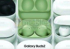 Samsung Galaxy Buds 2: design oficial revelado antes do lançamento