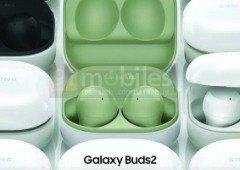 Samsung Galaxy Buds 2 vão ter aquilo que os fãs mais pediam