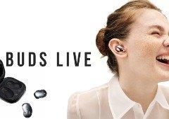 Samsung Galaxy Buds Live: agarra estes earbuds em promoção!