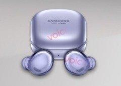 Samsung Galaxy Buds Pro: especificações e preço dos earbuds revelados