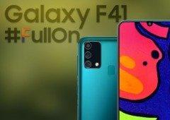 Samsung Galaxy F41 tem data de lançamento revelada e promete surpresas!