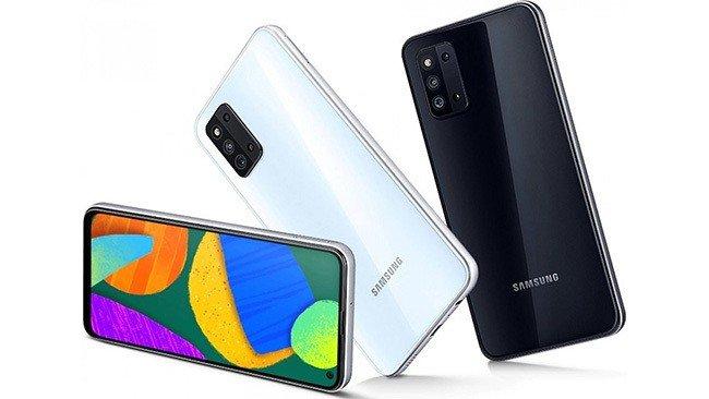 Smartphone Samsung Galaxy F52 5G