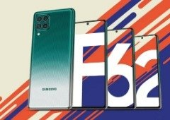 Samsung Galaxy F62 é oficial e chega com especificações muito interessantes