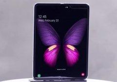 Samsung prepara dois novos smartphones dobráveis
