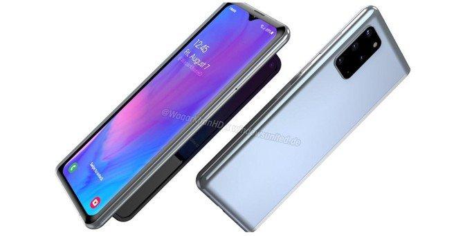 Samsung Galaxy Fold 2 inspirado no Galaxy note