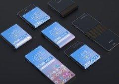 Samsung Galaxy Fold 2 poderá ser a resposta ao Moto RAZR 2019