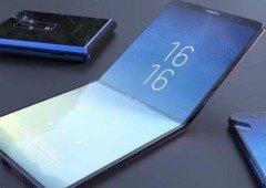Samsung Galaxy Fold 2 poderá ser mais resistente e com design semelhante ao Moto Razr