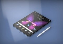 Samsung Galaxy Fold 2 poderá suportar uma S Pen