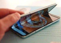 Samsung Galaxy Fold 2 terá ecrã tão fino como um cabelo humano!