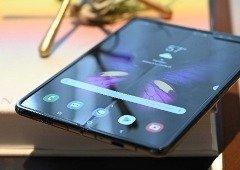 Samsung Galaxy Fold 2 trará uma S Pen diferente daquilo que conhecemos