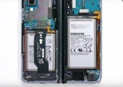 Samsung Galaxy Fold: a arte de desmontar um smartphone dobrável