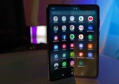 Samsung Galaxy Fold é dobrado 1000 vezes em 20 minutos e sobrevive