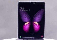 Samsung Galaxy Fold 'parte-se' após um dia de uso!