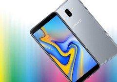 Samsung Galaxy J4+ e J6+ estão a receber o Android Pie com a One UI