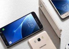 Samsung Galaxy J5 2016 salta diretamente para o Android Nougat 7.1.1