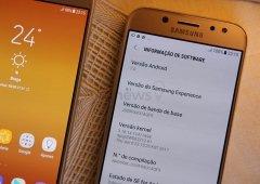 Samsung Galaxy J5 2017 recebe nova atualização do sistema Android