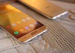 Samsung Galaxy J5 2017 recebe nova atualização do Android