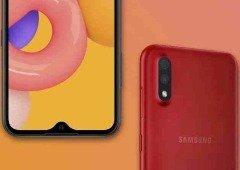 Samsung Galaxy M01s: especificações confirmadas não surpreendem