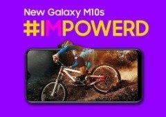 Samsung Galaxy M10s foi apresentado oficialmente e tem preço bastante apelativo!
