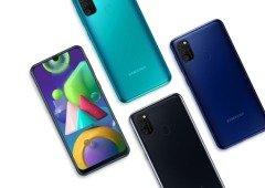 Samsung Galaxy M21 chega a Portugal! Um smartphone com uma SUPER bateria!