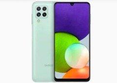 Samsung Galaxy M22: o próximo smartphone barato com bateria enorme!