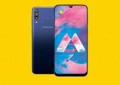 Samsung Galaxy M30s dá nas vistas em teste de performance