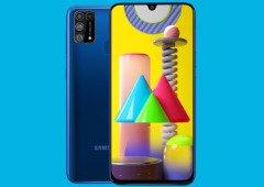 Samsung Galaxy M31s e Galaxy M51 poderão ter sensores de alta resolução!