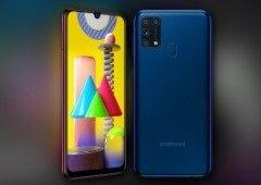 Samsung Galaxy M31 tem design confirmado em imagens oficiais! Já não há segredos