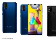Samsung Galaxy M31s: confirma-se a super bateria do novo smartphone