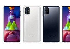 Samsung Galaxy M51 revelado em imagens de promoção oficiais
