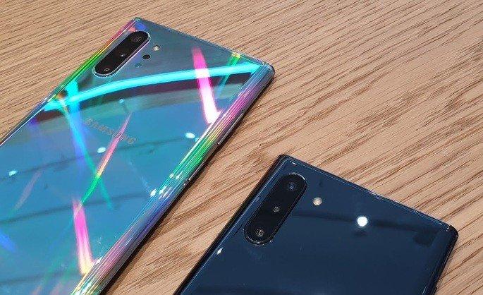 Samsung Galaxy S11, Galaxy Note 10 +