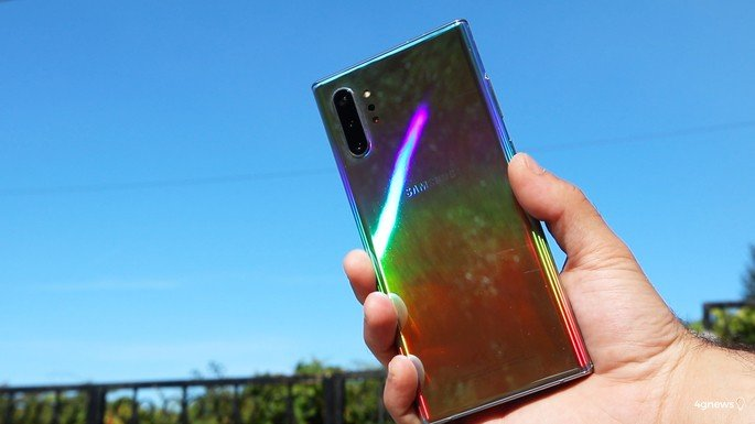 Samsung Galaxy Note 10 + Review