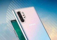 Samsung Galaxy Note 10 com lançamento marcado para 7 de agosto