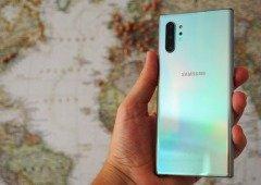 Samsung Galaxy Note 10 começa a receber a One UI 3.1 na Europa