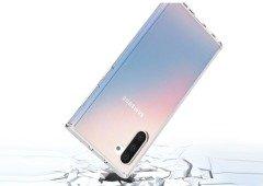 Samsung Galaxy Note 10 e Note 10+: Eis as imagens dos smartphones