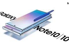 Samsung Galaxy Note 10 e Note 10+ são oficialmente apresentados!