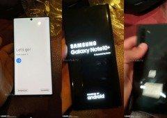 Samsung Galaxy Note 10+: eis as primeiras imagens reais do smartphone!